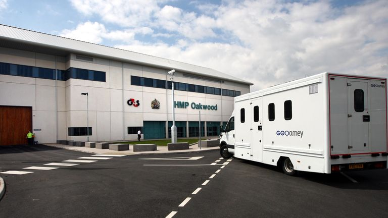 HMP Oakwood is G4S run, and performs well in inspections