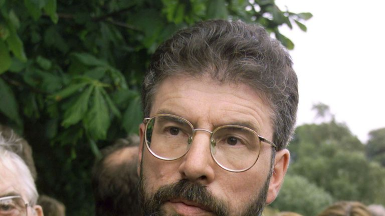 Omagh was the first act of republican violence that Gerry Adams condemned