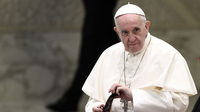 The pope faces a tricky task in Ireland