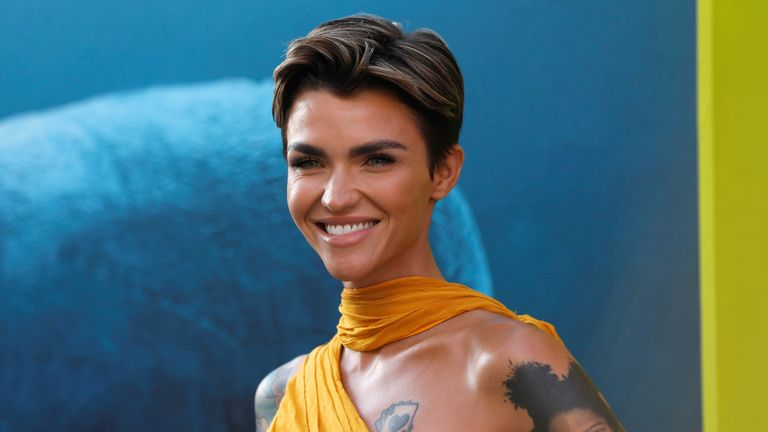 Ruby Rose has quit Twitter after receiving abuse for taking on the role of Catwoman