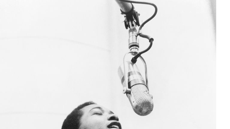 Sam Cooke in 1964