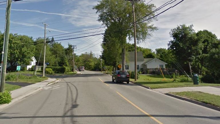 Brookside Drive is the scene of an ongoing incident. Pic: Google Street View