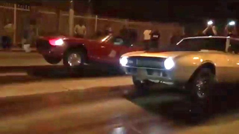 Special report: Street racing in America