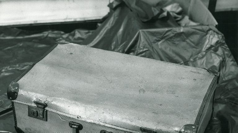 Chopped up and placed in suitcases: Mystery of teen's 1967