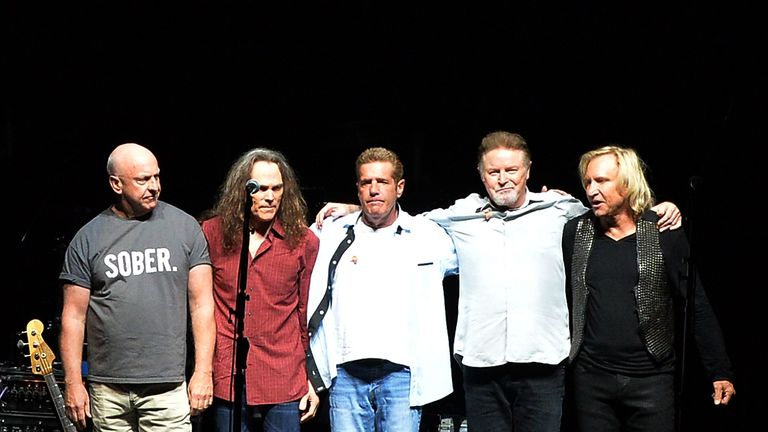 The Eagles Greatest Hits album has become 38x platinum