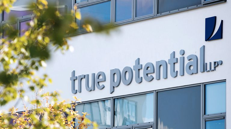 Offices of financial services and technology organisation True Potential in Newcastle-upon-Tyne