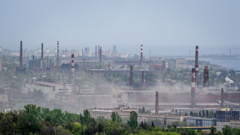 Russia is to shut down a  factory in Volgograd during the World Cup due to high pollution earlier this year