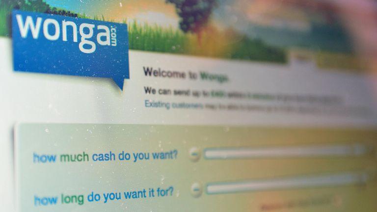 Payday lender Wonga