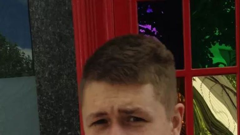 Joe Xuereb, 27, is wanted by police in connection to the attack