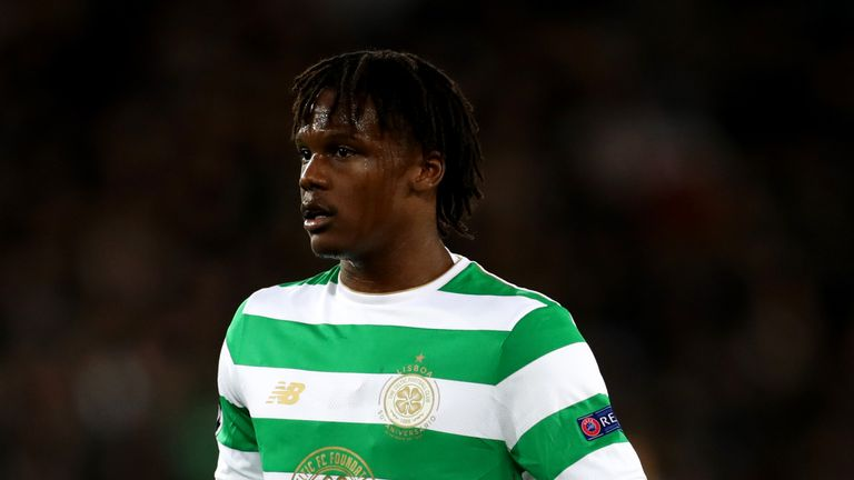 0:31                                            Celtic manager Brendan Rodgers claimed Dedryck Boyata was fit to play their Champions League match against AEK Athens