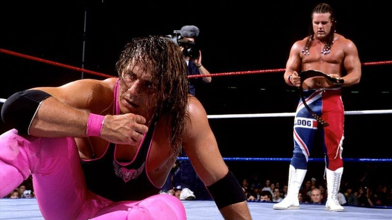SummerSlam rewind: Bulldog '92!