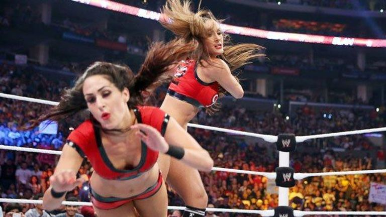 SummerSlam Rewind: Bellas' betrayal