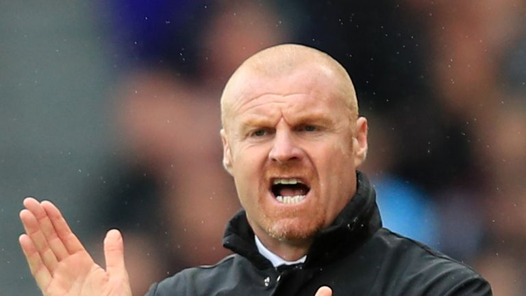 Dyche defends his side's