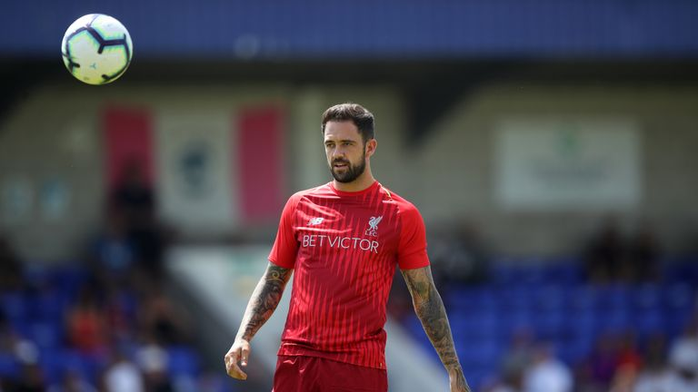 Mark Hughes says Danny Ings has a point to prove