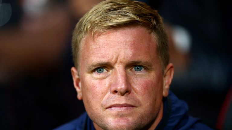 Bournemouth's Eddie Howe targets historic Manchester City win | Football News |