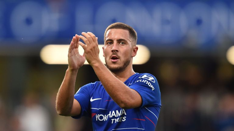 Mateo Kovacic raves about 'incredible' Eden Hazard at Chelsea FC