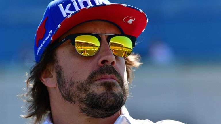 Fernando Alonso to retire from Formula One at end of season
