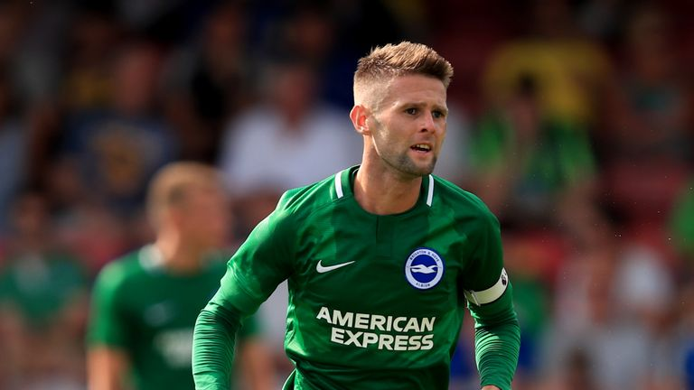 Oliver Norwood: Sheffield United to sign Brighton & Hove Albion midfielder after loan