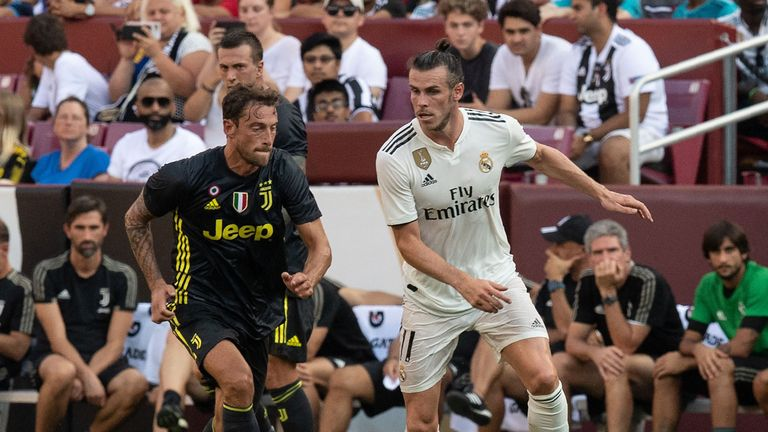 Real Madrid lack of options off the bench