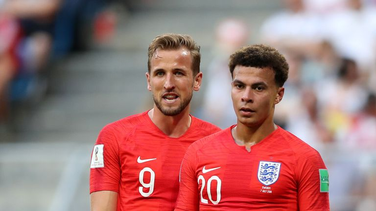 UEFA Nations League: England and World Cup winners France kick off