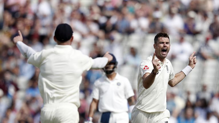 England sealed a 31-run victory in the first Test at Edgbaston