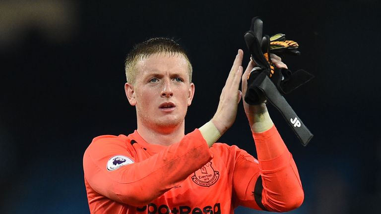 Merseyside derby is one of the biggest, says Everton's Jordan Pickford | Football News |