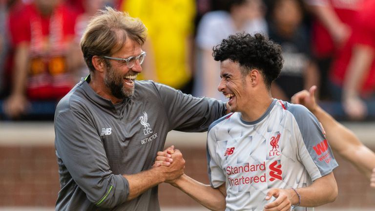 2:10                                               Liverpool are in a 'sweet spot&#x27 and have more optimism going into a new season with huge optimism