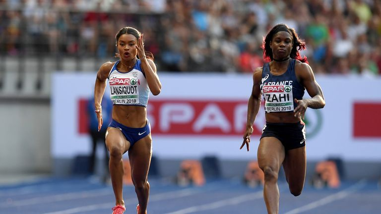 Imani Lansiquot on how the European Championships gave her a taste of what it takes to be world class