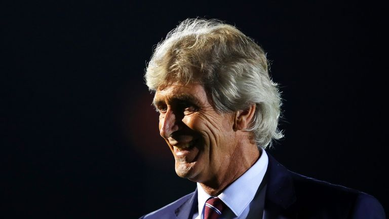 2:27                                            West Ham boss Manuel Pellegrini is more concerned about 'performance over points&#x27