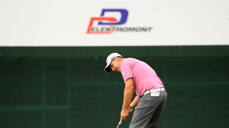 Harrington, Pavan share lead at Czech Masters