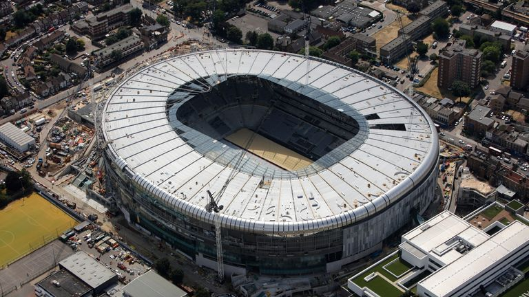 Tottenham issue new stadium update and apology to fans