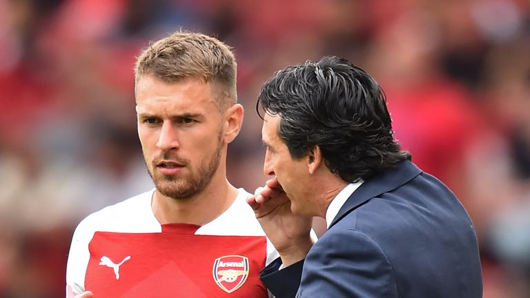 Andy Townsend says Ramsey should stand firm in negotiations with Arsenal