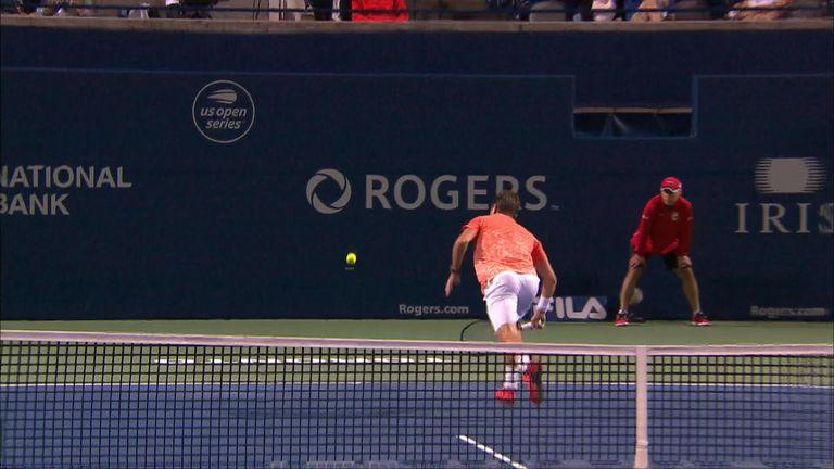 Novak Djokovic, Stan Wawrinka earn second round wins at Toronto Masters