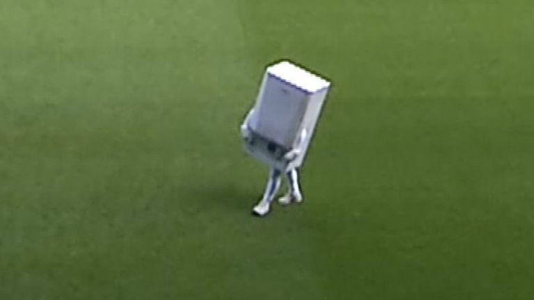 It\'s time to meet Boiler Man! | Video | Watch TV Show | Sky Sports