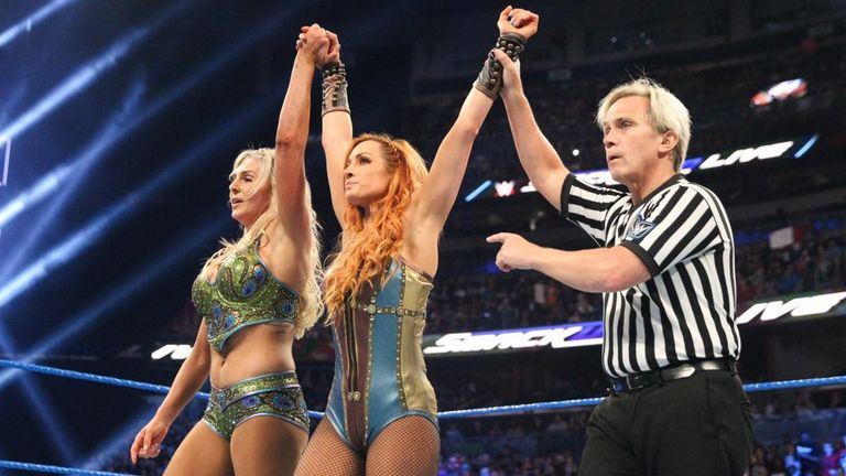 Becky Lynch's road to redemption