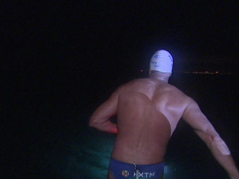 4614ce4c237 The Long Swim: Lewis Pugh's daily blog | UK News | Sky News