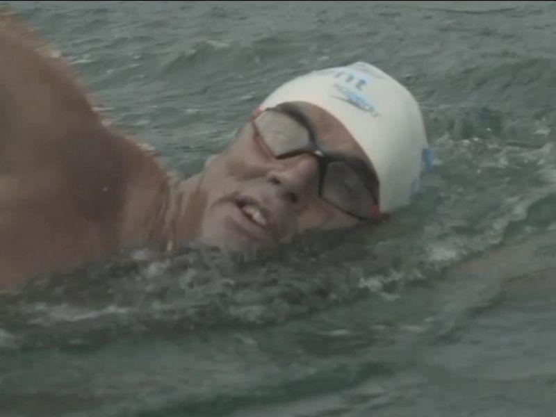 6293b81594 The Long Swim: Lewis Pugh's daily blog   UK News   Sky News