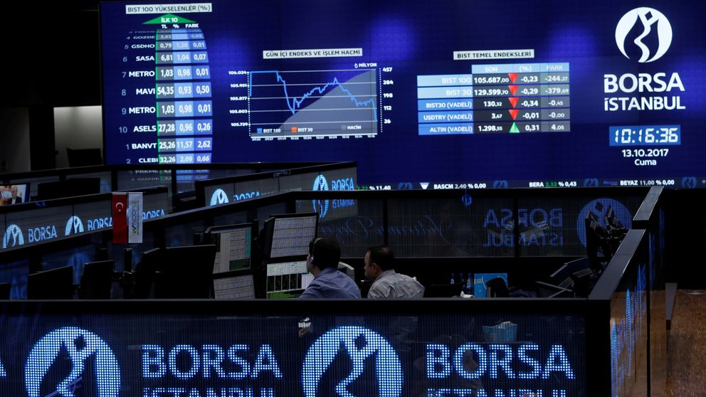 The Borsa Istanbul stock exchange
