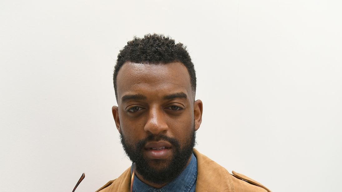 Former JLS member Oritsé Williams charged with rape