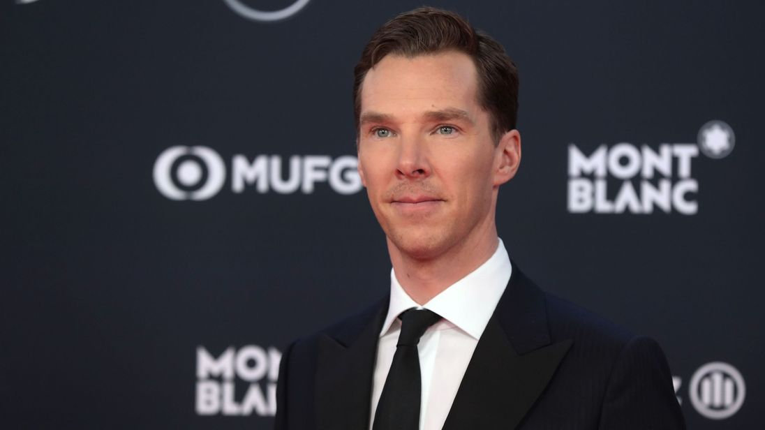 Benedict Cumberbatch on 'foolhardy' decision to step in and help Deliveroo driver