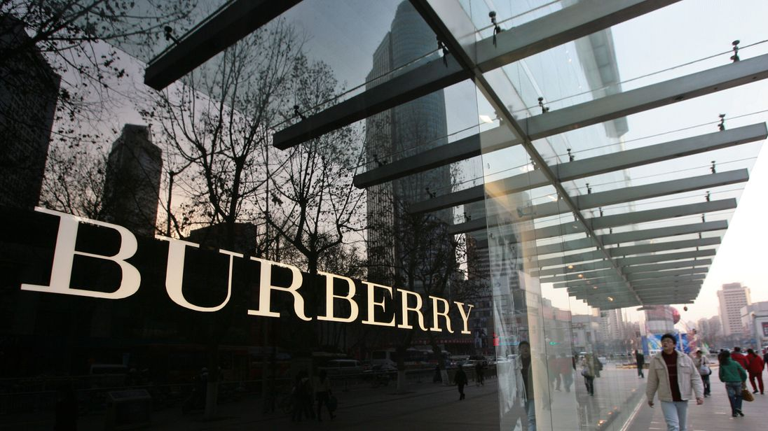 Burberry stops burning unsold goods and using real fur