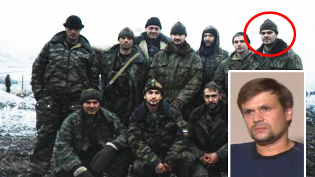 'Heroes' picture that revealed true identity of novichok killer