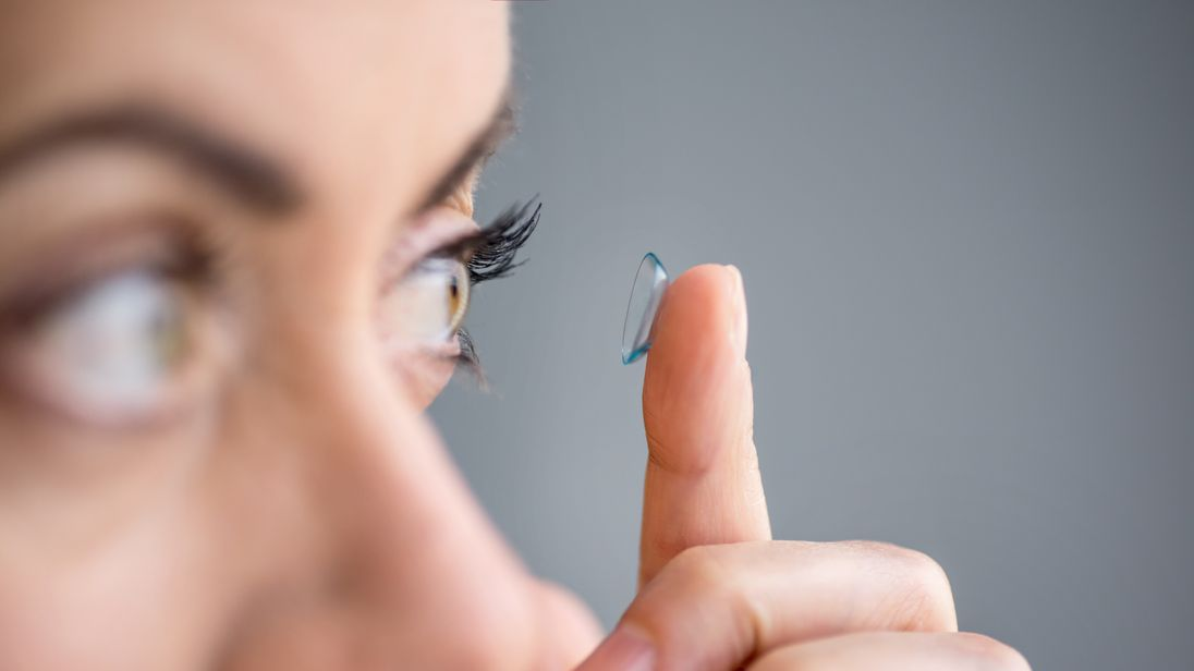 Contact lens users warned over rare infection that causes blindness