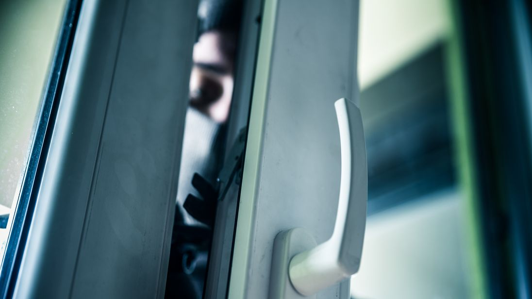 Four in five burglary cases were closed without suspects being identified