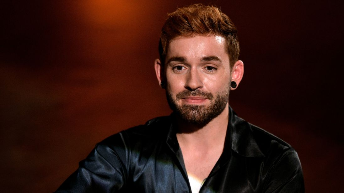 German pop singer missing at sea after falling from cruise ship