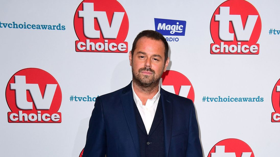 Danny Dyer attending the TV Choice Awards at the Dorchester Hotel, Park Lane, London. PRESS ASSOCIATION Photo. Picture date: Monday September 10, 2018. See PA story SHOWBIZ TVChoice. Photo credit should read: Ian West/PA Wire