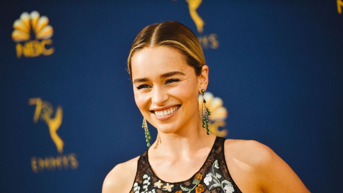 Emilia Clarke gets 'Game of Thrones' dragon tattoo