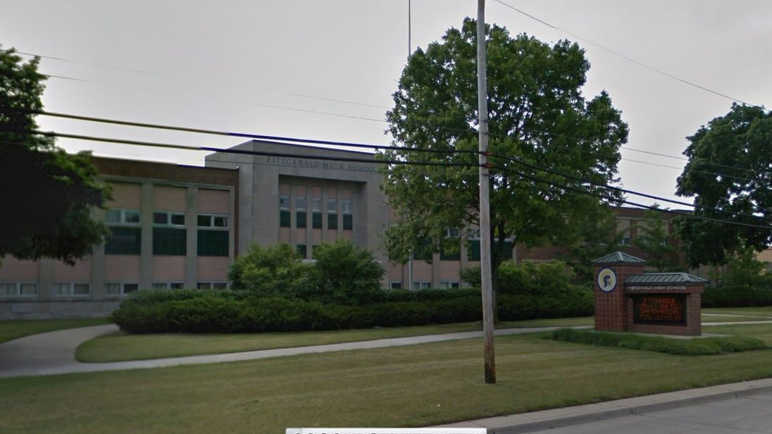 Fitzgerald High School is in the suburbs of Detroit, Michigan