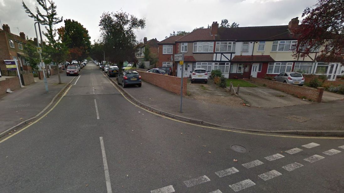 Police were called to Hayes after concerns for a missing woman