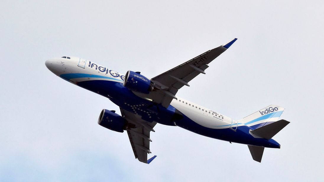 The IndiGo flight from Mumbai was still on the ground when the man tried to enter the cockpit